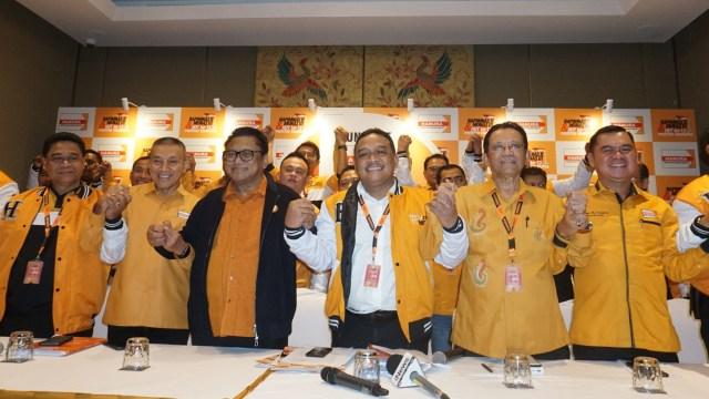 Preskon Munas III Partai Hanura