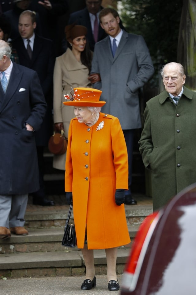 Pernyataan Baru Ratu Elizabeth II soal Drama Pangeran Harry & Meghan (93859)