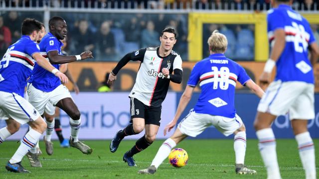 Live Streaming Juventus vs Sampdoria di Liga Italia (23560)