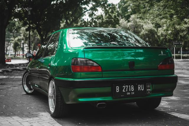 16 Tahun Setia dengan 'Singa Tua' Peugeot 306 (139897)