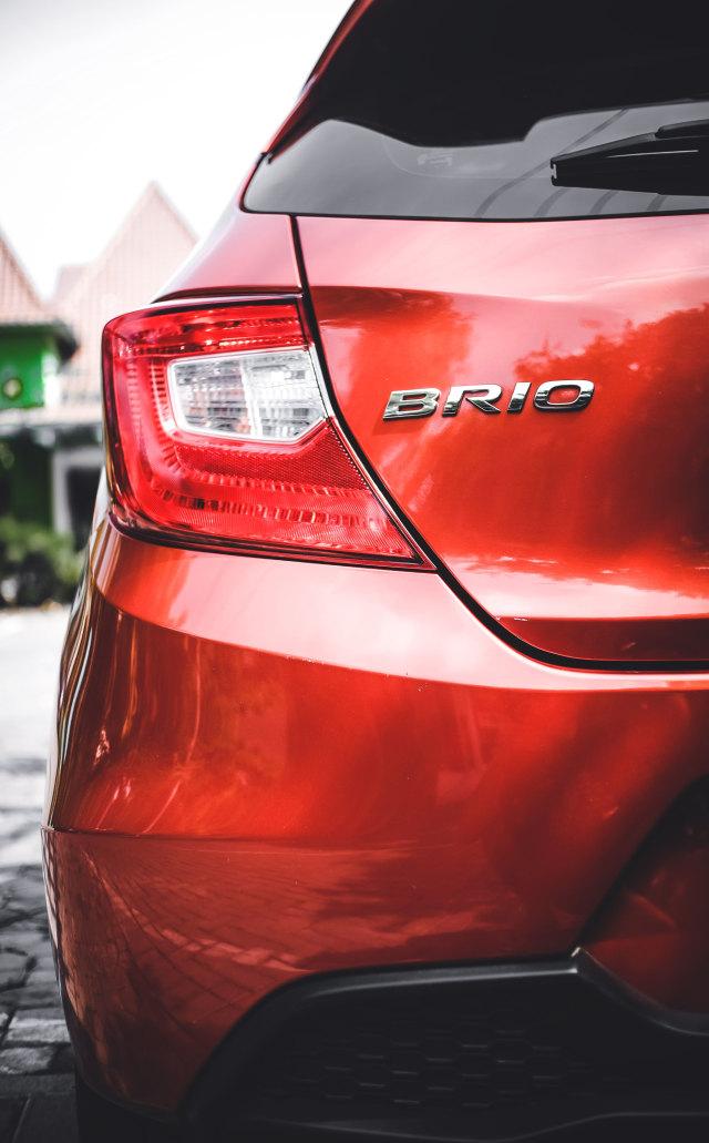Pengalaman Road Trip Jakarta-Semarang Pakai Honda Brio RS (146576)