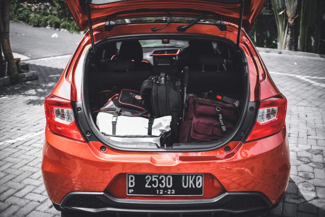 Pengalaman Road Trip Jakarta-Semarang Pakai Honda Brio RS (146563)