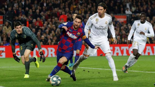 Momen Pelukan Hangat Lionel Messi & Sergio Ramos di Sesi Latihan PSG (56585)