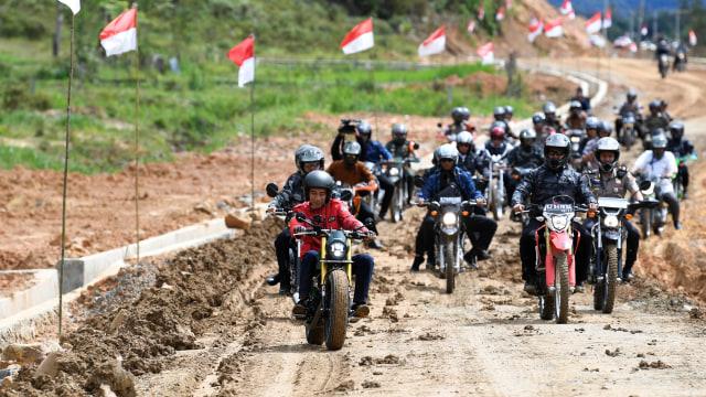 Joko Widodo, motor Copper Kalimantan