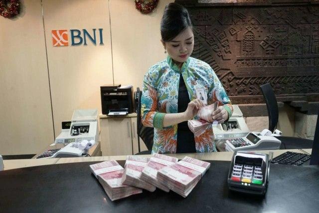 Bank BNI, Teller Bank