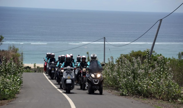 Bikers Sebelum Touring Wajib Lapor ke IMI Dulu, Benarkah? (124224)
