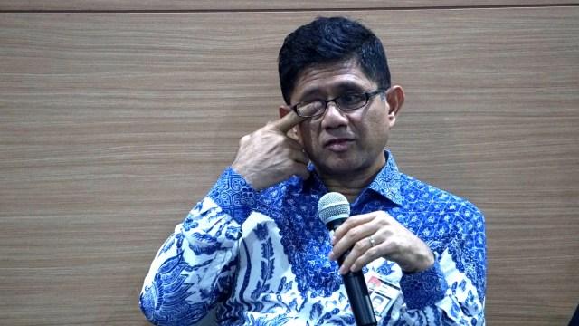 Eks Pimpinan KPK Sebut Perizinan Kelautan Jadi Sumber Korupsi (58)