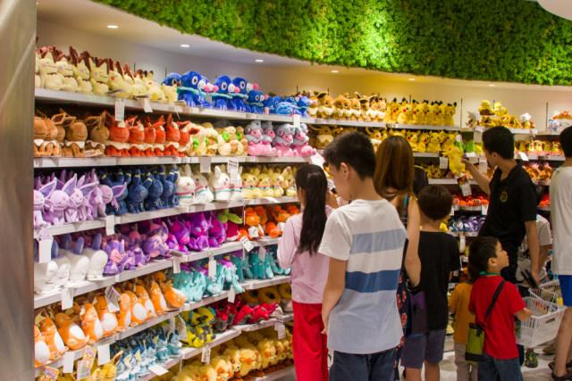 Seharian Belanja di Singapura Bersama Alika Islamadina (284713)