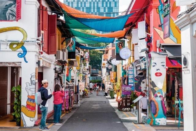 Singapura Beri Setiap Warganya Voucher Rp 1 Juta, Bisa Dipakai untuk Staycation (44303)
