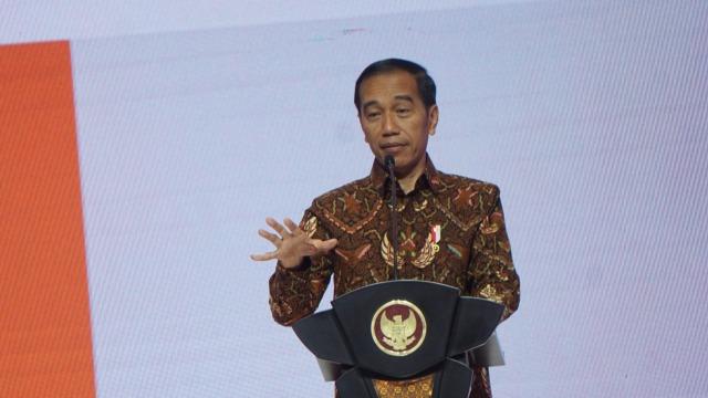 Jokowi: Jangan Sampai Perdagangan Online Didominasi Produk Impor (13833)