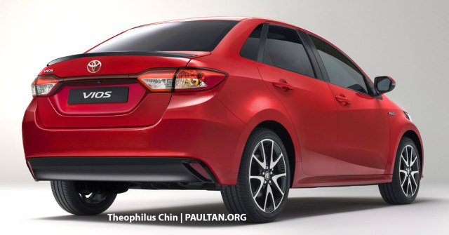 Menerka Wajah Toyota Vios Generasi Terbaru, Mirip Yaris? (245474)