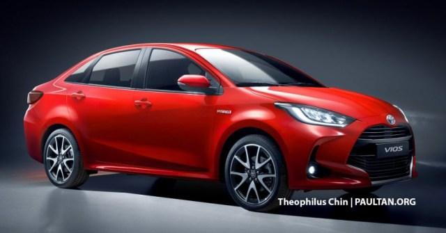 Menerka Wajah Toyota Vios Generasi Terbaru, Mirip Yaris? (245473)