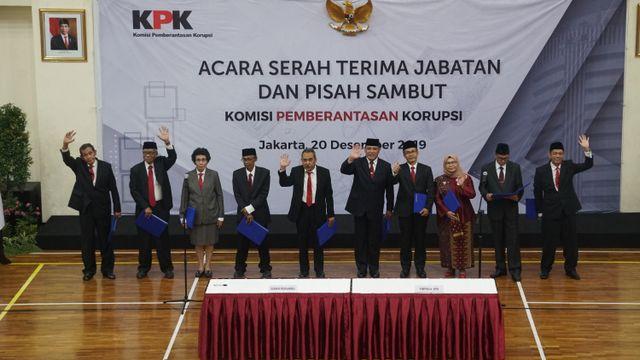 Pegawai KPK Akan Bantu Dewas Cari Bukti Pelanggaran Etik TWK Firli Bahuri Dkk (785459)