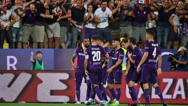 Hasil Liga Italia: AS Roma Menang Telak, Fiorentina Cuma Raih Satu Angka (19327)