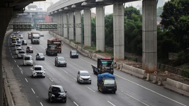 Awas Macet di Tol Jakarta-Cikampek Ada Perbaikan Jalan, Ini Detailnya (34044)
