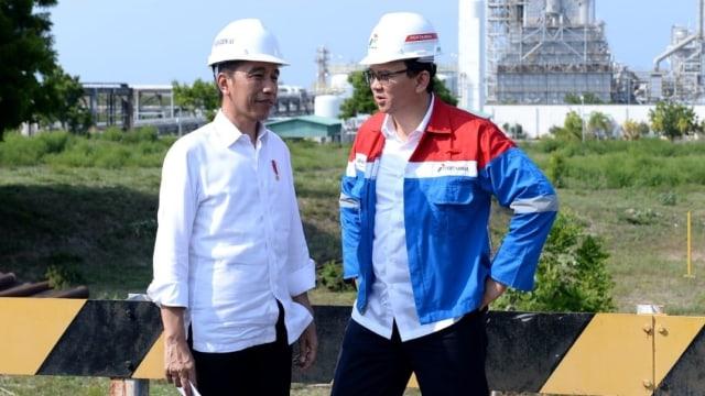 Refly Harun: Ahok Bisa Petantang-Petenteng Karena Cantolannya Presiden Jokowi (70770)