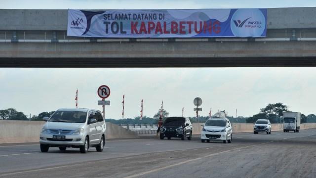 Tol Kayu Agung - Palembang Diresmikan, Ini Tarif Tol dari Jakarta ke Palembang (372387)