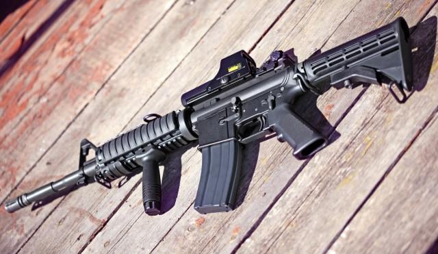 Senapan AR-15