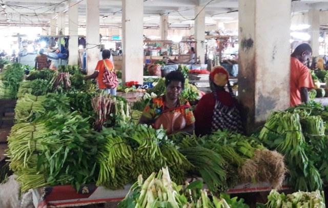 Pasar Mama-Mama Papua, Terobosan Ekonomi Kerakyatan (19897)