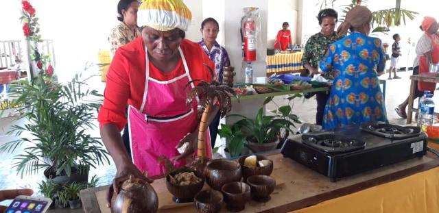 Pasar Mama-Mama Papua, Terobosan Ekonomi Kerakyatan (19899)