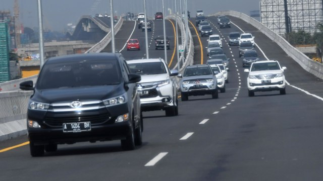Tol Layang Japek Jadi Berbayar, Ini Rincian Ongkos Tol dari Jakarta ke Semarang (220323)
