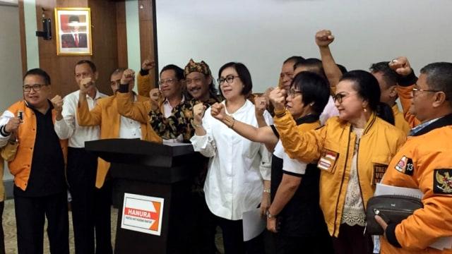 Pendiri Hanura Pro OSO Ancam Seret Wiranto dkk ke Jalur Hukum  (2911)