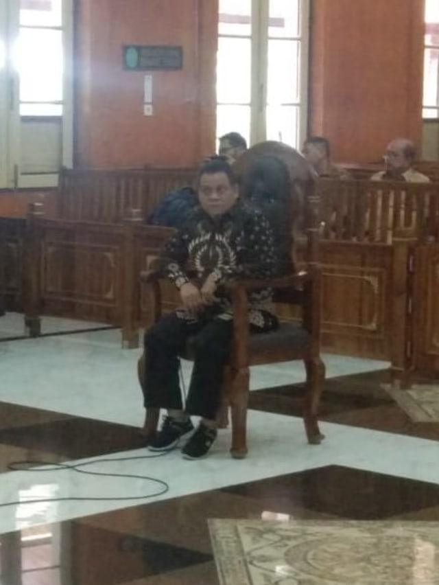 Eks Kadis PU Medan Didakwa Menyuap Wali Kota Dzulmi Rp 530 Juta (18499)