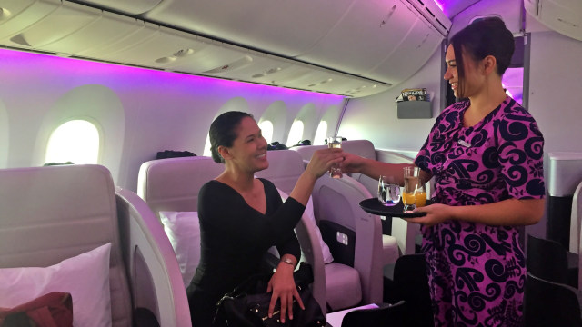 Maskapai Penerbangan Air New Zealand