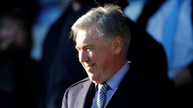 Carlo Ancelotti (C)