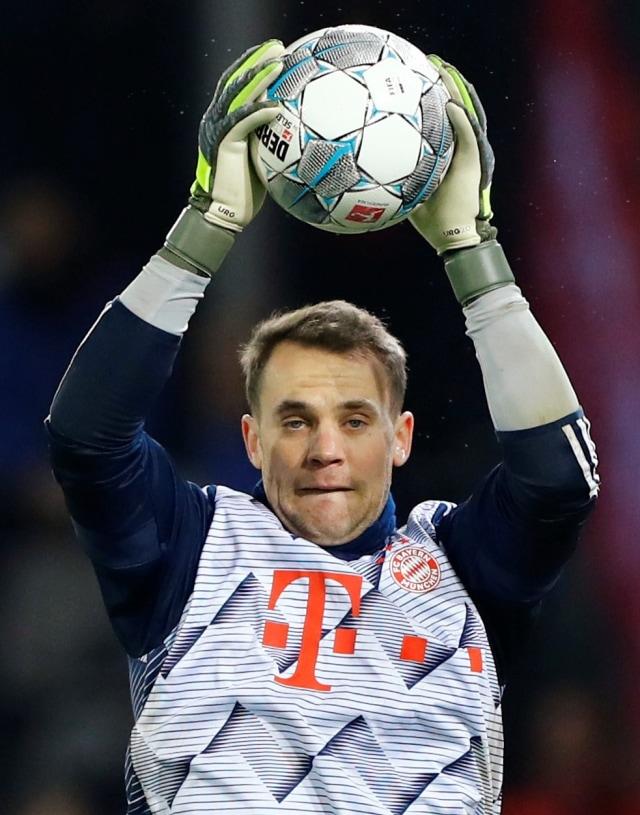 Manuel Neuer (P)