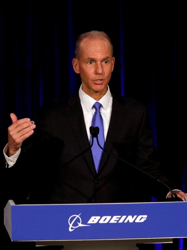 Pesangon Eks CEO Boeing Bisa untuk Beli Pesawat (9516)