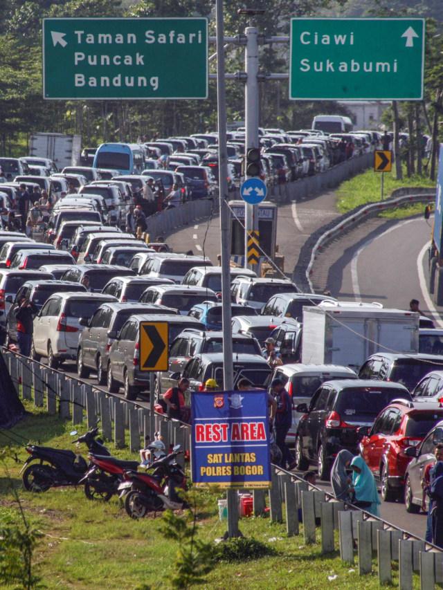 Untuk Kurangi Beban Jagorawi, Tol Desari Akan Ditembuskan Sampai Bogor (308352)