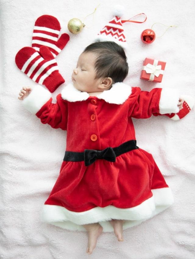 45 Nama Bayi Perempuan yang Terinspirasi dari Natal (1114605)