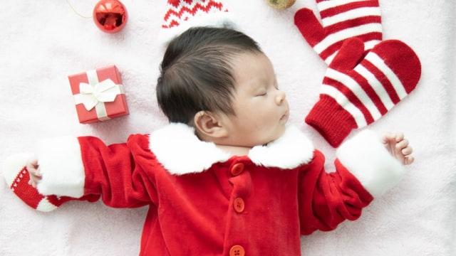 45 Nama Bayi Perempuan yang Terinspirasi dari Natal (1114607)