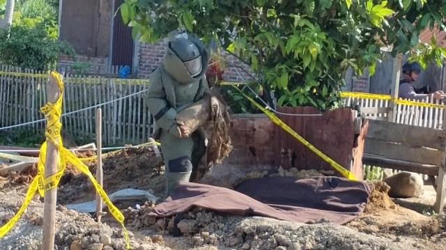 Benda Diduga Bom Rakitan Ditemukan Warga Saat Gali Septic Tank di Aceh (502116)