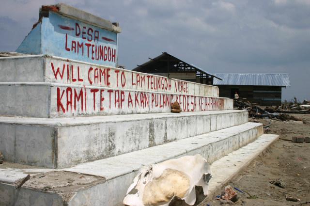 Kilas Balik Tsunami Aceh 15 Tahun Lalu Kumparan Com