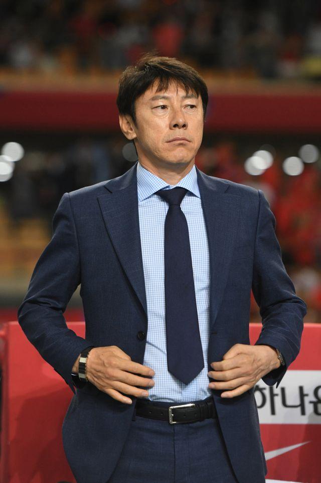 Shin Tae-yong, POTRAIT