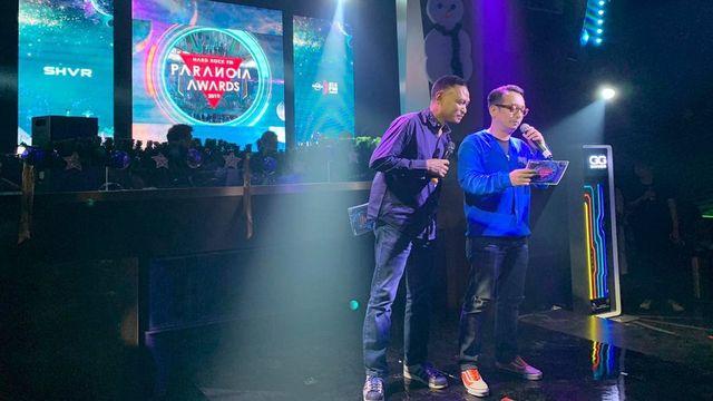 Daftar Lengkap Pemenang Paranoia Awards 2019 (271144)