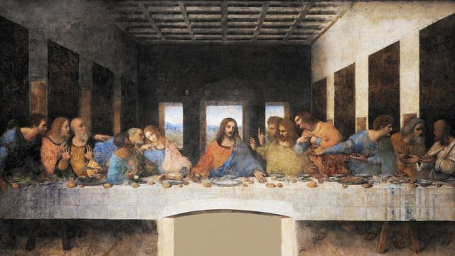 Lipsus Anggur Ekaristi, Perjamuan terakhir Yesus