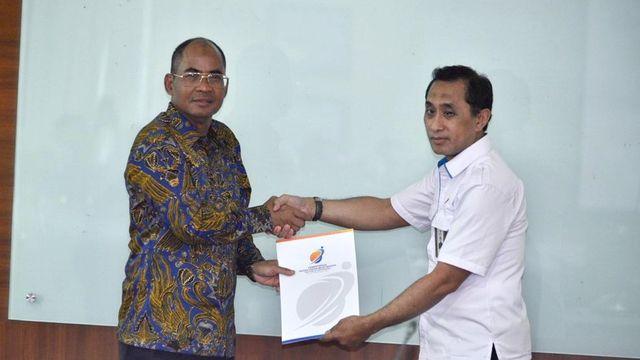 Direktur LSCI PT Pertamina (Persero), Mulyono