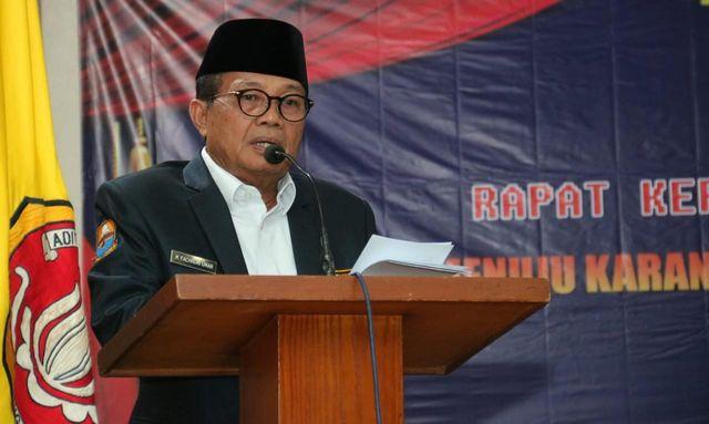 Gubernur Dorong Karang Taruna Atasi Masalah Sosial di Jambi  (115425)