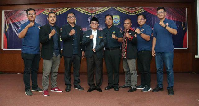 Gubernur Dorong Karang Taruna Atasi Masalah Sosial di Jambi  (115424)