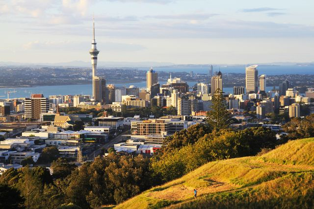 ilustrasi Selandia Baru