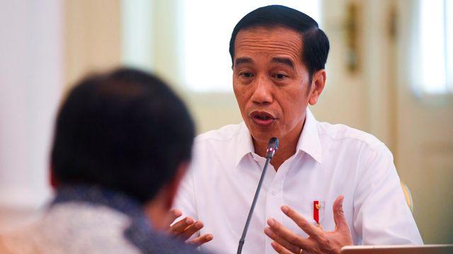 rapat kabinet terbatas, Jokowi