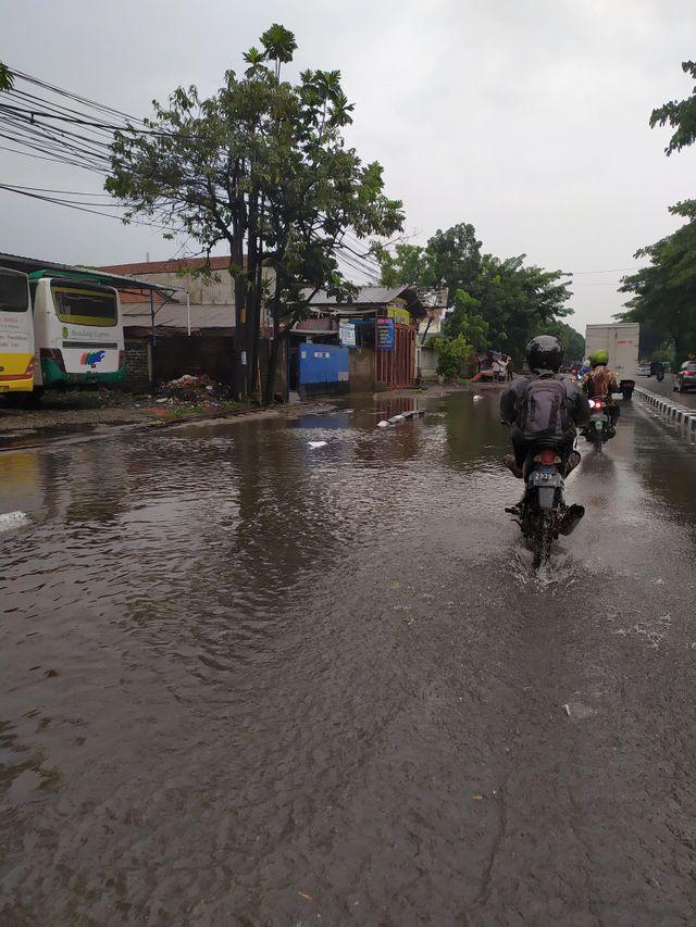 Hujan Deras, Kawasan Gedebage, Bandung, Banjir - kumparan.com