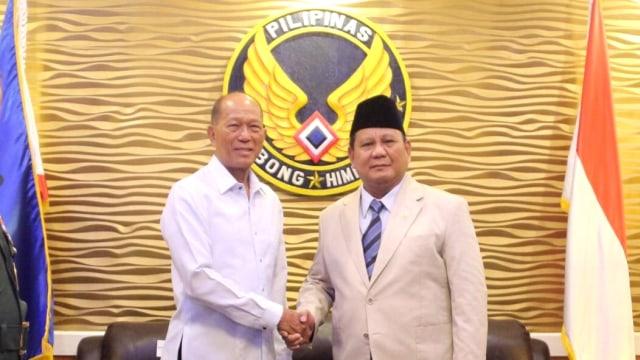 Belum Genap 3 Bulan Jabat Menhan, Prabowo Sudah Melawat ke 7 Negara (39700)