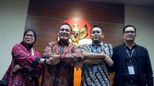 6 Calon Jubir KPK Tak Lolos Tahap Akhir (107495)