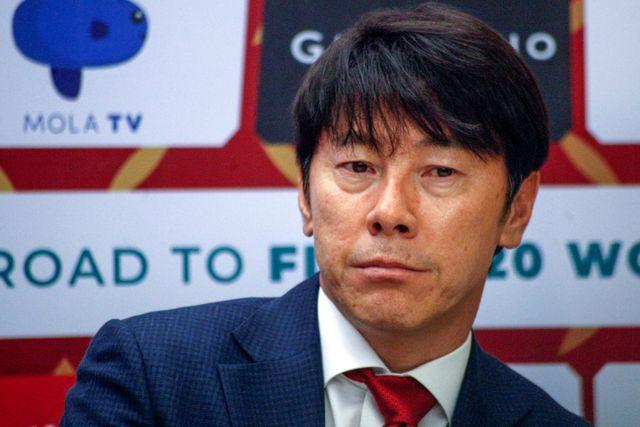 Shin Tae-yong Pantau Piala Gubernur Jatim untuk Melihat Kualitas Pemain (10313)