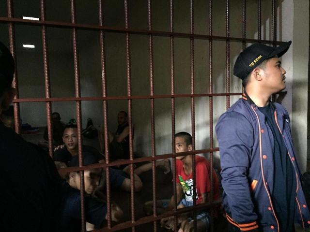 Sidak, Polres Bandara Soekarno Hatta