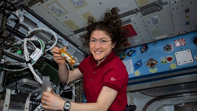 Christina Koch, Astronaut NASA Foto: NASA